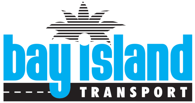 Coochie Island News is kindly sponsored by Bay Island Transport